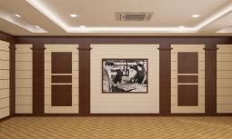Hội trường, phòng họp, phòng khách cơ quan
